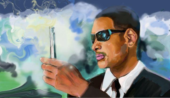 Will Smith por ferrokaro